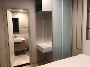 For SaleCondoRatchadapisek, Huaikwang, Suttisan : Selling a beautiful decorated room, 1 bedroom, 1 bathroom, good price, selling cheaper than the project !! 26 sqm. 3,720,000 million baht. For more information contact line. Benzkrit