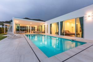 ขายบ้านหัวหิน ประจวบคีรีขันธ์ : ขายบ้านสวยสไตล์โมเดิร์นหัวหินเขาเต่า