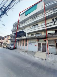 For SaleShophouseRama 2, Bang Khun Thian : Factory for sale, building, commercial building, 5 floors, near Central Rama 2, Rama 2 Road, Soi 25, Chom Thong, Bangkok, area 78 square meters.