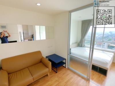For RentCondoBang kae, Phetkasem : For Rent Lumpini Park Phetkasem 98. 1 bed 23 sq.m. 15th floor