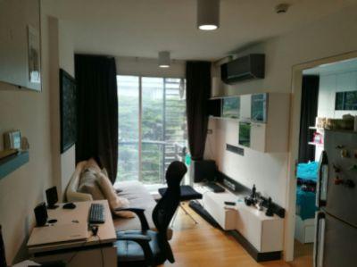 ขายคอนโดเกษตรศาสตร์ รัชโยธิน : เจ้าของขายเอง คอนโด Bangkok Feliz วิภาวดี30 - ห้องมุม 32ตร.ม. 1 bedroom พร้อมบิ้วอินพรีเมียมทั้งห้อง 3.19 mb