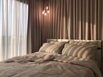 For RentCondoBangna, Lasalle, Bearing : A0644 for rent beautiful room B LOFT Sukhumvit 115 condo 2 bedrooms 2 bathrooms *BTS Pu Chao 500m