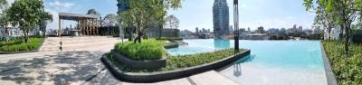 For RentCondoSapankwai,Jatujak : ‼ ️ Lumpini Park Vibha, new condo 11,000 baht / month, best price, floor 17th