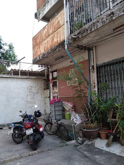 For SaleShophouseRama3 (Riverside),Satupadit : Commercial building for sale, 1 booths, Soi Mahap (opposite Sathu Pradit Soi 4), near Sathorn Soi