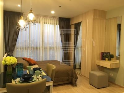 For RentCondoBangna, Lasalle, Bearing : For Rent Ideo O2 (26 sqm.)
