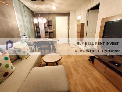 ขายคอนโดพัฒนาการ ศรีนครินทร์ : ขายถูก U Delight Residence พัฒนาการ-ทองหล่อ 35 ตรม. 1 นอน พร้อมอยู่ 2.88 ล้าน
