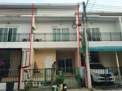 For SaleTownhousePhutthamonthon, Salaya : Townhouse, Joy Home, Tien Perm, add, ready to move in