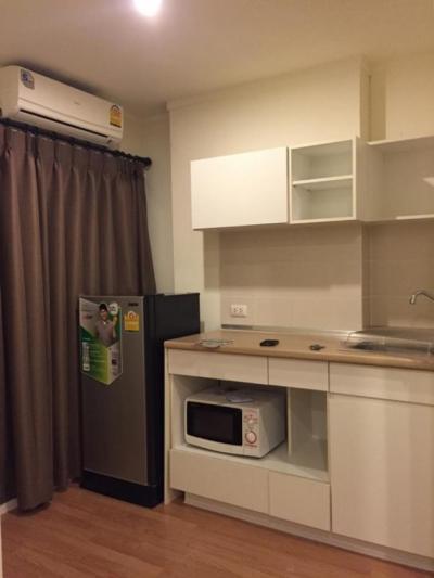 For RentCondoBangna, Lasalle, Bearing : M1984-For rent Condo Lumpini Mega City Bangna 26 Sqm. Fl.26 Building C 1bedroom 1bathroom with washing machine@7500.