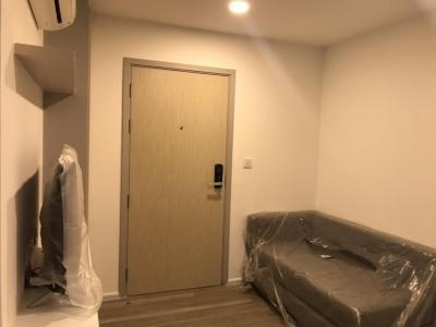 เช่าคอนโดเกษตรศาสตร์ รัชโยธิน : C624ให้เช่าคอนโดเคนซิงตัน เกษตร แคมปัส #ห้องมุม #มีเครื่องซักผ้า ตึกA แบบ one bed plus (2 ห้องนอน)