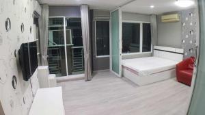 For RentCondoBang kae, Phetkasem : ND0175 For Sale / Rent Bangkok horizon Petchkasem Condo Built-in room, Nice decoration, High floor, Good view