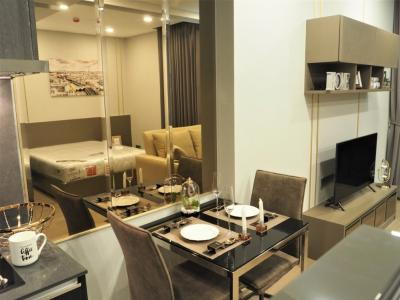 For RentCondoSiam Paragon ,Chulalongkorn,Samyan : For rent, Ashton Chula-Silom, 15th floor, 32 sq.m., fully furnished, ready to move in