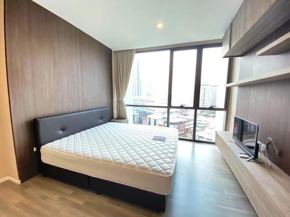 For RentCondoOnnut, Udomsuk : Urgent Rent !!2  bedroom  high floor  New room + Nice decoration (Have many units for visit)