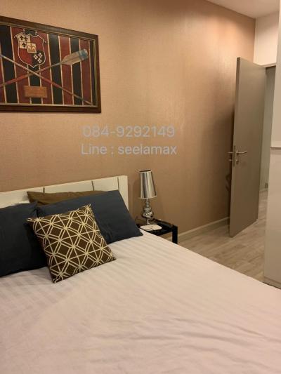 เช่าคอนโดอ่อนนุช อุดมสุข : ขาย/เช่า ideo mobi sukhumvit 81 Tower A Duplex 2 bedroom 62.5 ตร.ม ราคา 8.9 ลบ. เช่า 35,000 /เดือน ห้องสวย