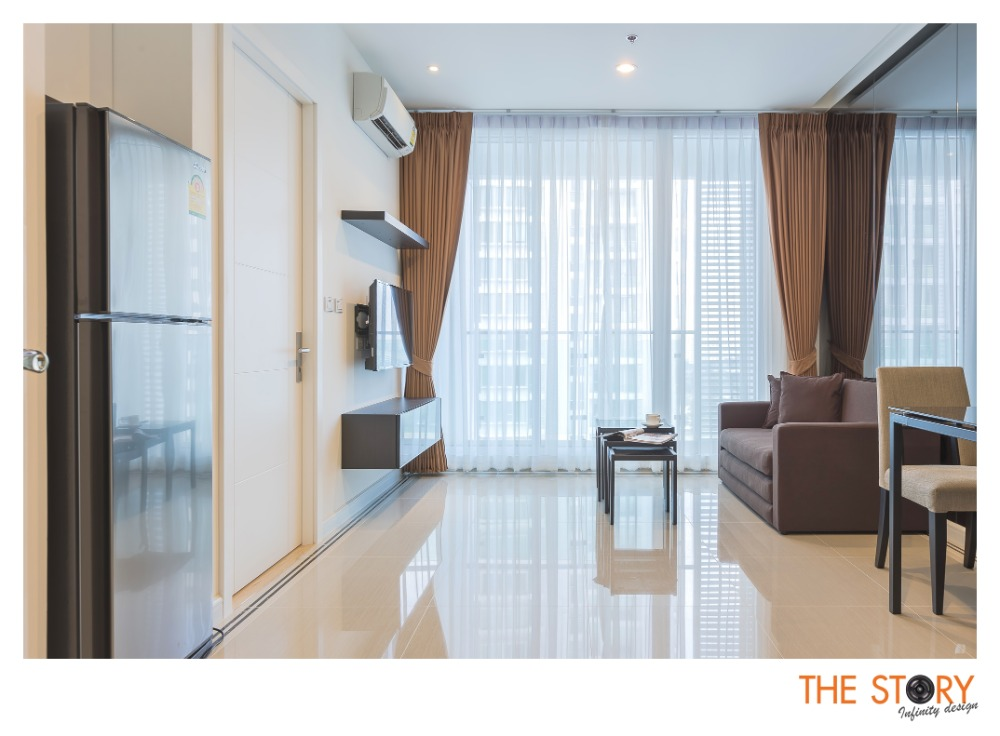 For RentCondoRama9, RCA, Petchaburi : (Owner) For rent : TC Green Rama 9 North View 14 Floor (New CBD)