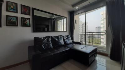 For SaleCondoRatchadapisek, Huaikwang, Suttisan : Condo Supalai Wellington [Supalai Wellington] Thian Ruammit - Area 47.19 sq.m., floor 12A - 1 bedroom, 1 bathroom, open kitchen - built in, beautiful, new condition, owner never rent