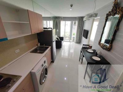 For SaleCondoRama9, RCA, Petchaburi : 41 sq. M. Suite, 7th floor, The Mark Ratchada-Airport Link