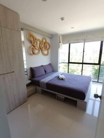 For SaleCondoPhetchaburi : S20093 Hot sale !! Condo Lumpini Park Beach Cha-am, size 28 sqm., 3rd floor, fully furnished and electric appliances. Ready to sell immediately. Phat 096.8969997