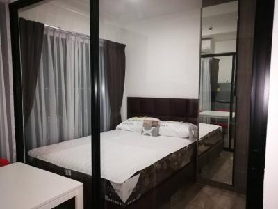 เช่าคอนโดสำโรง สมุทรปราการ : ด่วน!! ห้องสวยมาก ที่ Kensington เทพารักษ์-สุขุมวิท **ห้องใหม่แกะกล่อง** เครื่องซักผ้าพร้อม
