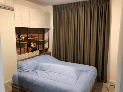 For RentCondoSamrong, Samut Prakan : express!! Very nice room at Kensington. Thepharak-Sukhumvit ** New room, unboxed ** Washing machine is ready.