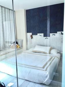 For RentCondoKhlongtoei, Kluaynamthai : A1457 ++ For rent ++ Aspire Rama 4 | 1 bed, size 28.5 sqm., Beautiful decoration, ready to move in * BTS Ekamai.