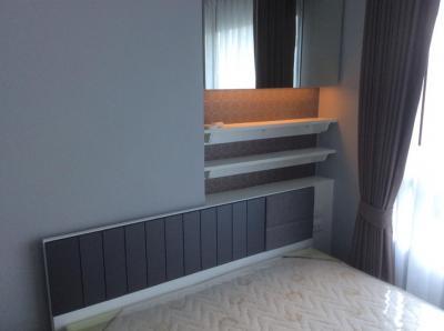 For RentCondoRama9, RCA, Petchaburi : For rent, Lumpini Park Rama 9, Ratchada RCA, very nice built-in room !!
