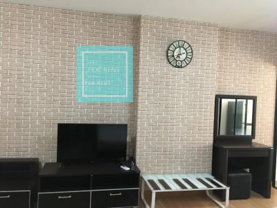 For RentCondoChengwatana, Muangthong : Condo for rent: Supalai Loft Chaengwattana, 8,500 baht / month, 14th floor