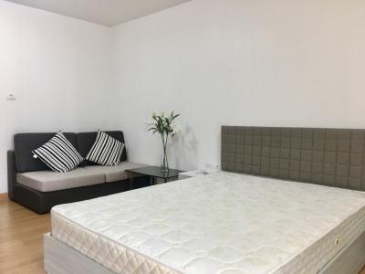 For RentCondoChengwatana, Muangthong : For rent, Supalai Loft Chaengwattana, floor 22, only 8500 baht / month.