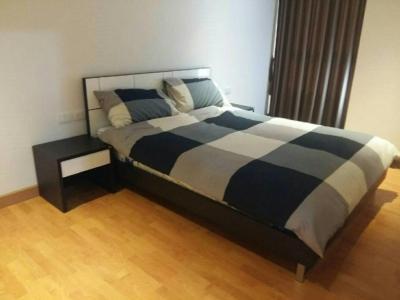 For RentCondoOnnut, Udomsuk : For Rent Condo President Sukhumvit 81, 38 sqm, 8th floor, rent 18000-.