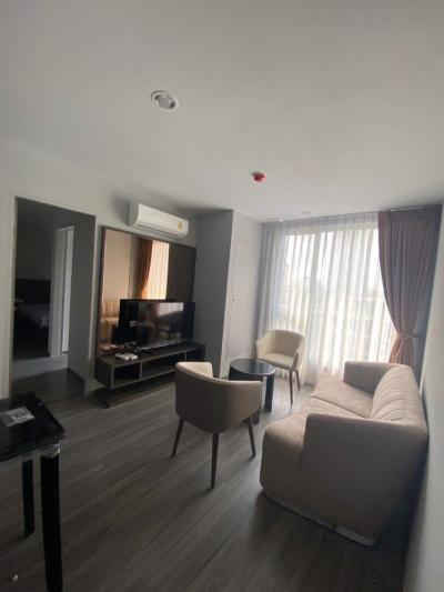 For RentCondoSukhumvit, Asoke, Thonglor : For Rent Ideo Mobi Sukhumvit 40 Building A  6 Floor 35.00 Sqm.