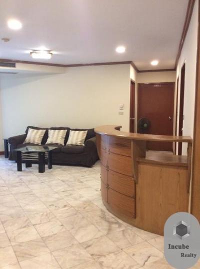 เช่าคอนโดวิทยุ ชิดลม หลังสวน : P17CR2001032  Wittayu Complex 2 bed 2 bath 82 sqm. 25000 baht