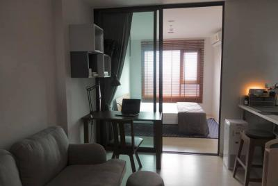 For RentCondoPinklao, Charansanitwong : ND00216 Condo for rent Life Pinklao Life Pinklao For Rent. 1 Bed Plus 35 sq.m. Floor 22