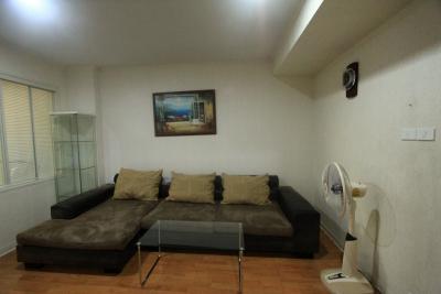 For RentCondoRatchadapisek, Huaikwang, Suttisan : Condo for rent, Lumpini Ville Cultural Center - Ratchada Mengjai - Area 35 sq.m., 8th floor - Type 1 bedroom, 1 bathroom, 1 kitchen, rent 9,000 baht.