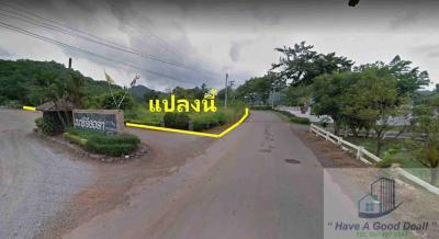 For SaleLandKorat KhaoYai Pak Chong : Vacant land 1-3-24 rai, Nong Nam Daeng Subdistrict, Pak Chong District, Nakhon Ratchasima