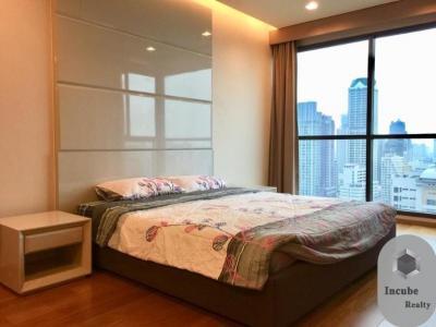 For RentCondoSathorn, Narathiwat : P27CR2001031 The Address Sathorn 1 bed 1 bath 56 sqm. 30000 baht