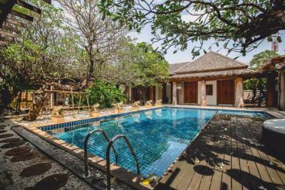For SaleHouseKaset Nawamin,Ladplakao : Single house, Bali style, Nuanchan, living space 1,544 sq.m., area 386 sq.w., facing south-west