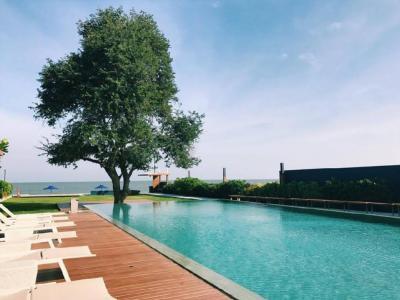 ขายคอนโดชะอำ หัวหิน : (เจ้าของขายเอง) For Sell, 2 bedrooms @ Baan Tiew Talay Chaam-Hauhin, Best Unit & Feel like home!!!