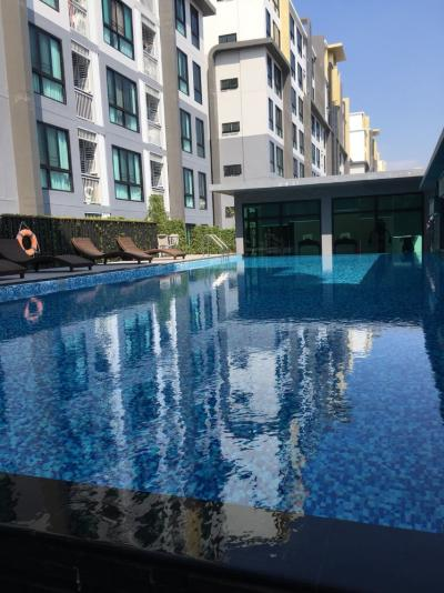 For RentCondoChiang Mai, Chiang Rai : The Treasure Condo near Central Festival and BigC Extra