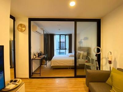 เช่าคอนโดสาทร นราธิวาส : Condo For Rent@ Notting Hill The Exclusive CharoenKrung Near Asiatique 1 Br. 28 sqm. pool view 15,000 Baht/Month