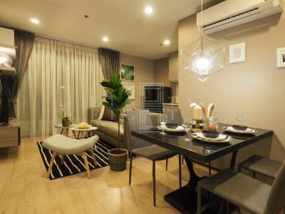 For RentCondoThaphra, Wutthakat : For Sale/Rent Ideo Sathorn-Thaphra (45 sqm.)