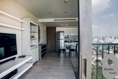 เช่าคอนโดสุขุมวิท อโศก ทองหล่อ : P36CR2002041Noble Solo 1 bed 1 bath 49 sqm. 30000 baht