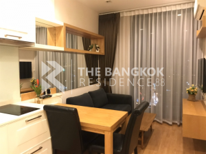 For SaleCondoOnnut, Udomsuk : Hot Price ! Prime area, Ready to move in, Close to BTS On-nut 1Bed 30sq.m., Fully Furnished @ Q House Sukhumvit 79 only 3.9 MB !!