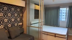 For RentCondoNawamin, Ramindra : For Rent : Lumpini Condo Town Ramintra - Latplakhao1 - 23 m^2 (1 Bedroom, 1 Bathroom) Ready to move in