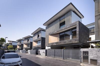 ขายบ้านลาดพร้าว101 แฮปปี้แลนด์ : ขายด่วน!! THE HONOR บ้านเดี่ยวหรู Luxury 3 ชั้น ในซอยลาดพร้าว 81 ราคา 35ล้าน