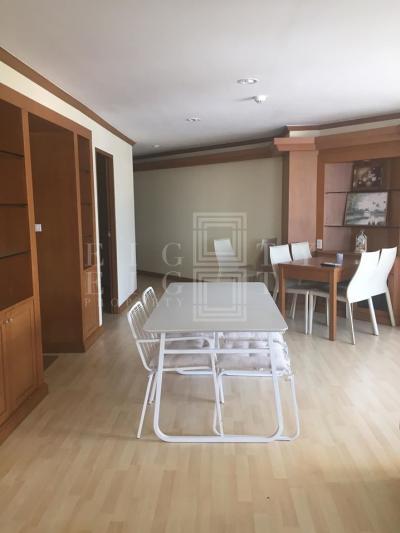 เช่าคอนโดคลองเตย กล้วยน้ำไท : For Rent Tai Ping Towers (118 sqm.)
