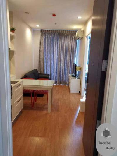 เช่าคอนโดอ่อนนุช อุดมสุข : P38CR1909064  Q House Sukhumvit 79  1 bed 1 bath 30 sqm. 20000 baht