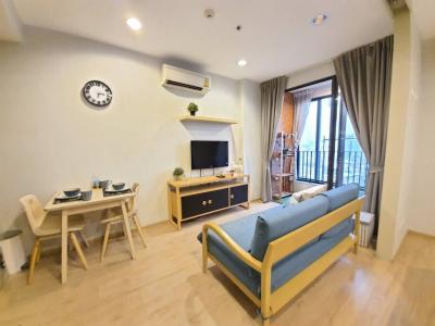 For RentCondoRatchathewi,Phayathai : A0638 ++RENT++ Ideo Q Ratchatewi Type 1 bed, Size 34 Sqm., High Floor *5 min walk toBTS Ratchathewi