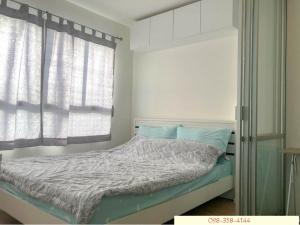 For RentCondoSeri Thai, Ramkhamhaeng Nida : Condo for rent, Lumpini Ville Ramkhamhaeng 60/2, Beautiful room, Cheap price With electrical appliances, complete furniture