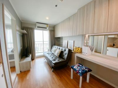 For RentCondoRama9, RCA, Petchaburi : 12,000 Baht / Month