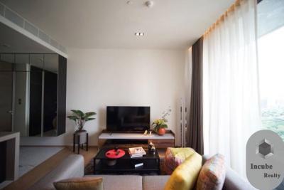 For RentCondoSilom, Saladaeng, Bangrak : P36CR2002039 Saladaeng One 1 bed 1 bath 57 sqm. 65000 baht
