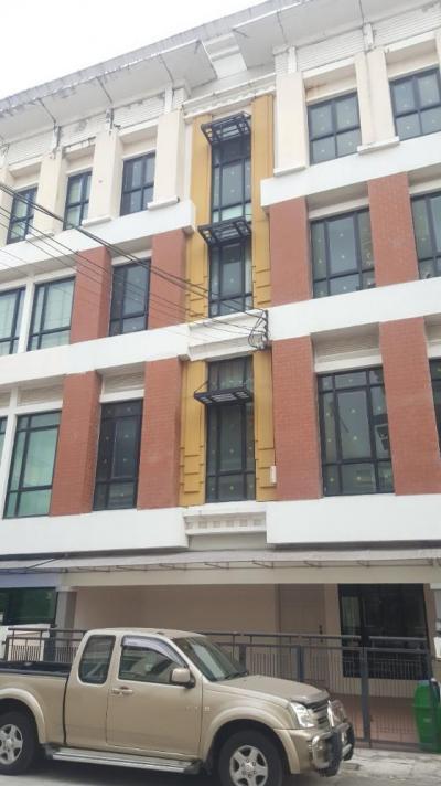 For RentHome OfficeSamrong, Samut Prakan : Home office for rent, Baan Klang Krung, Office park Bangna